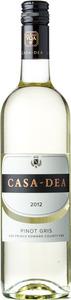Casa Dea Estates Pinot Gris 2012 Bottle