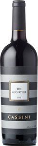 Cassini Cellars The Godfather 2012, Okanagan Valley Bottle