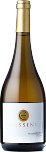 Cassini Cellars Chardonnay Reserve 2013 Bottle