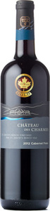 Château Des Charmes St. David's Bench Vineyard Cabernet Franc 2012, VQA St. David's Bench, Niagara On The Lake Bottle