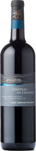 Chateau Des Charmes Cabernet Sauvignon St. David's Bench Vineyard 2012, VQA St. David's Bench Bottle