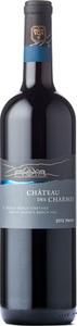 Château Des Charmes Merlot St. David's Bench Vineyard 2012, VQA St. David's Bench Bottle