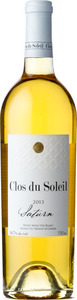 Clos Du Soleil Saturn Late Harvest Sauvignon Blanc 2013, BC VQA Similkameen Valley (375ml) Bottle