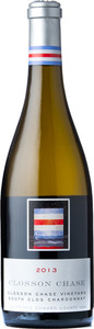 Closson Chase South Clos Chardonnay 2013, VQA Prince Edward County Bottle