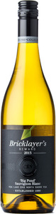 Bricklayer's Reward Big Pond Sauvignon Blanc 2013, VQA Lake Erie North Shore Bottle