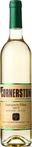 Cornerstone Estate Sauvignon Blanc Cornerstone Vineyard 2013, Lincoln Lakeshore Bottle