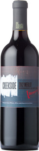 Creekside Reserve Merlot, Queenston Road Vineyard 2012, VQA St. Davids Bench Bottle