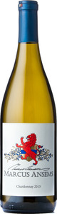 Daydreamer Marcus Ansems Chardonnay 2013, BC VQA Okanagan Valley Bottle
