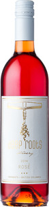 Deep Roots Winery Rosé 2014, Okanagan Valley Bottle