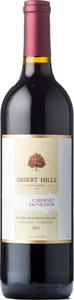 Desert Hills Cabernet Sauvignon 2011, BC VQA Okanagan Valley Bottle
