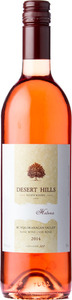 Desert Hills Helena Rose 2014, BC VQA Okanagan Valley Bottle
