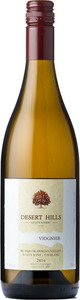Desert Hills Viognier 2014, BC VQA Okanagan Valley Bottle