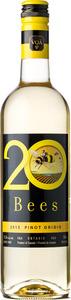 20 Bees Pinot Grigio 2013, Ontario  Bottle
