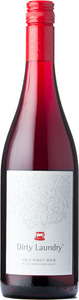 Dirty Laundry Pinot Noir 2013, BC VQA Okanagan Valley Bottle