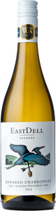 Eastdell Unoaked Chardonnay 2013, Niagara Peninsula VQA Bottle