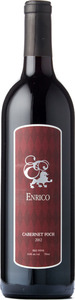 Enrico Winery Cabernet Foch 2012, Vancouver Island Bottle