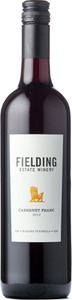 Fielding Estate Cabernet Franc 2012, VQA Niagara Peninsula Bottle