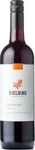 Fielding Fireside Red Cabernet 2012, VQA Niagara Peninsula Bottle