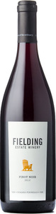 Fielding Estate Pinot Noir 2012, VQA Lincoln Lakeshore, Niagara Peninsula Bottle