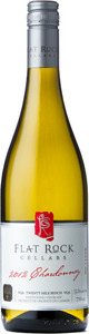 Flat Rock Chardonnay 2012, VQA Twenty Mile Bench, Niagara Peninsula Bottle