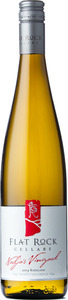 Flat Rock Nadja's Vineyard Riesling 2014, VQA Twenty Mile Bench, Niagara Peninsula Bottle