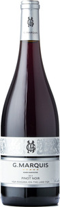 G. Marquis The Silver Line Pinot Noir 2013, VQA Niagara On The Lake Bottle