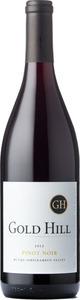 Gold Hill Pinot Noir 2012, Okanagan Valley Bottle