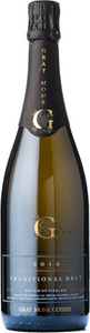 Gray Monk Odyssey Traditional Brut 2010, BC VQA Okanagan Valley Bottle