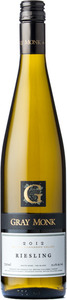 Gray Monk Riesling 2012, Okanagan Valley Bottle
