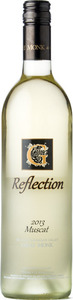 Gray Monk Reflection Muscat 2013, Okanagan Valley (375ml) Bottle