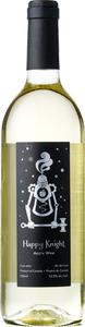Happy Knight Wines N/V Apple Wine, New Brunswick Bottle