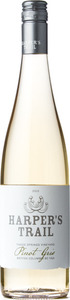 Harper's Trail Pinot Gris Thadd Springs Vineyard 2013, Okanagan Valley Bottle