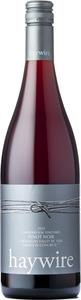 Haywire Canyonview Pinot Noir 2012, BC VQA Okanagan Valley Bottle