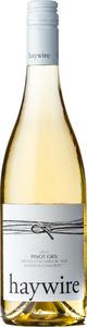 Haywire Pinot Gris 2013, BC VQA Okanagan Valley Bottle