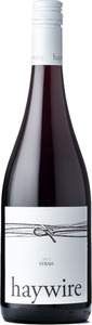 Haywire Syrah 2013 Bottle