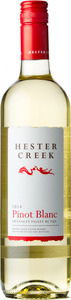 Hester Creek Pinot Blanc 2014, BC VQA Okanagan Valley Bottle