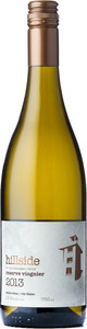 Hillside Reserve Viognier 2013 Bottle