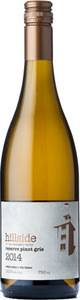 Hillside Reserve Pinot Gris 2014, BC VQA Okanagan Valley Bottle