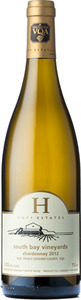 Huff Estates South Bay Vineyards Chardonnay 2012, VQA Prince Edward County Bottle