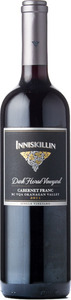 Inniskillin Okanagan Dark Horse Vineyard Cabernet Franc 2011, BC VQA Okanagan Valley Bottle