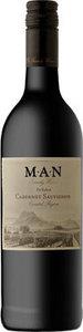 Man Vintners Cabernet Sauvignon 2012 Bottle