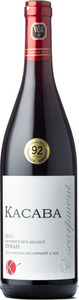 Kacaba Proprietor's Select Syrah 2011, VQA Niagara Escarpment Bottle