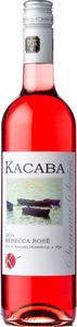 Kacaba Summer Series Rebecca Rosé 2014, VQA Niagara Peninisula Bottle