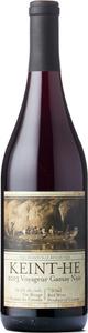 Keint He Voyageur Gamay Noir 2013, Beamsville Bench Bottle