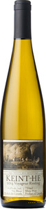 Keint He Voyageur Riesling 2014, VQA Twenty Mile Bench Bottle