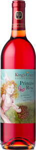King's Court Estate Princess Rosé 2013, Niagara Peninsula Bottle