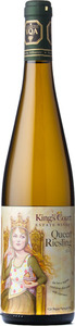 King's Court Estate Queen Riesling 2013, Niagara Peninsula Bottle