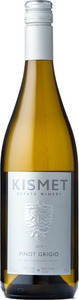 Kismet Pinot Grigio 2014, Okanagan Valley Bottle