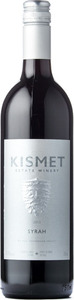 Kismet Estate Syrah 2013, Okanagan Valley Bottle