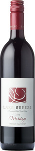 Lake Breeze Meritage 2012, BC VQA Okanagan Valley Bottle